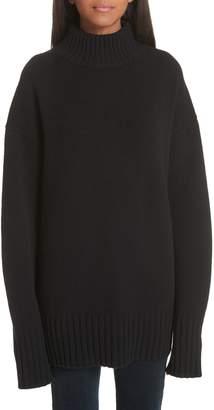 Proenza Schouler Wool & Cashmere Blend Turtleneck Sweater