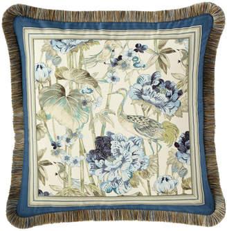 """Legacy Peace Garden Pillow, 22""""Sq."""
