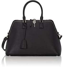 Maison Margiela Women's 5AC Large Satchel-Black