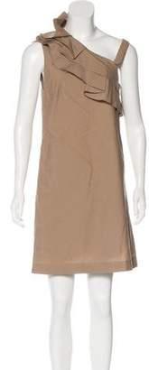 Brunello Cucinelli Monili-Accented Mini Dress