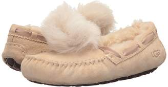 UGG Dakota Pom Pom Women's Flat Shoes