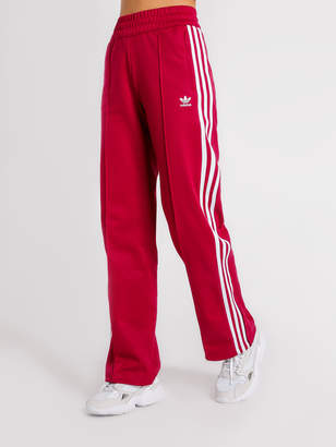 adidas BB Track Pants in Mystery Ruby