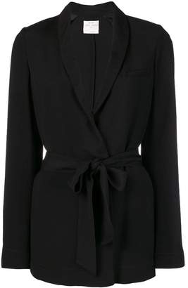 Forte Forte classic belted blazer
