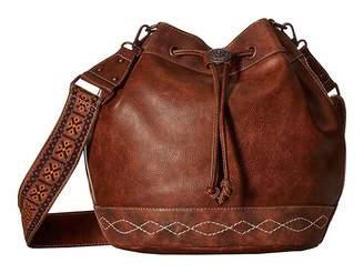 M&F Western Ivy Bucket Bag