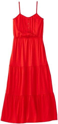 Ella Moss Girls 7-16 Skylar Maxi Dress