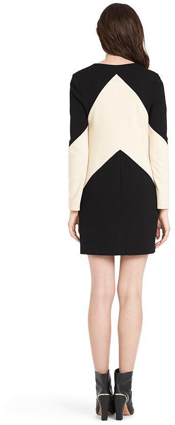 Sheridan Colorblock Knit Dress