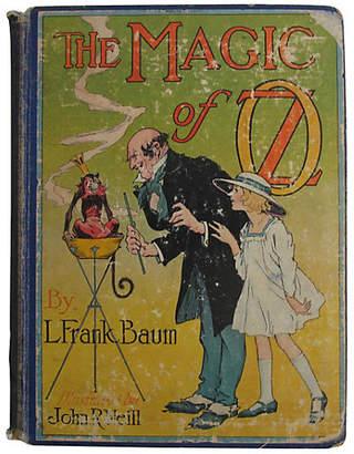 One Kings Lane Vintage The Magic of Oz