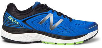 New Balance 860v8 Rubber And Mesh Running Sneakers