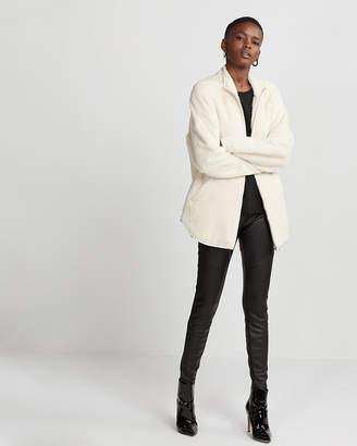 Express Oversized Fleece Jacket