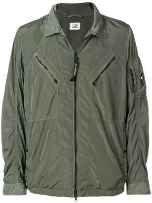 C.P. Company zipped shirt jacket