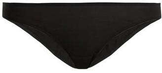 Bodas Sheer Tactel Mini Briefs - Womens - Black