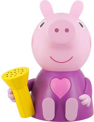 Peppa Pig Star Lite Pals Night Light by Tech 4 Kids