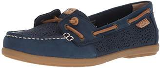 Sperry Women's Coil Ivy Geo Perf Boat Shoe
