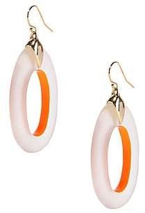 Alexis Bittar Women's Oval Drop Earrings