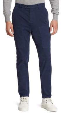 Brunello Cucinelli Leisure Fit Para Trouser Pants