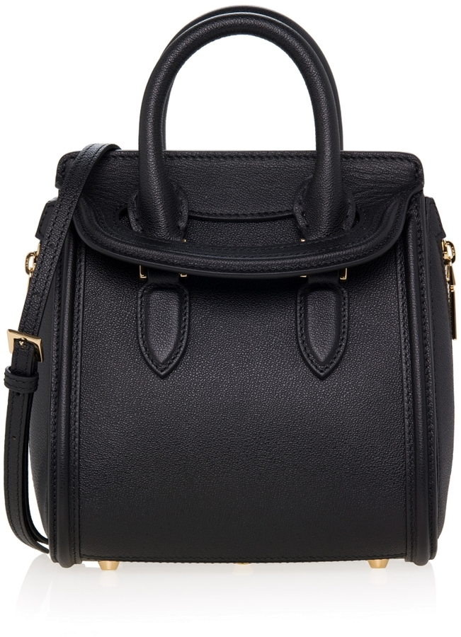 Alexander McQueenMini Heroine Bag