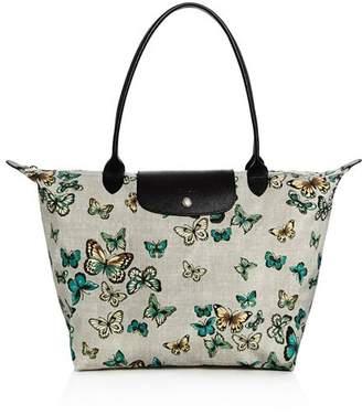 Longchamp Le Pliage Papillon Large Shoulder Bag - 100% Exclusive