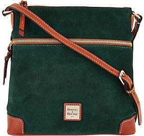 As Is Dooney & Bourke Oversized Crossbody Bag $122 thestylecure.com