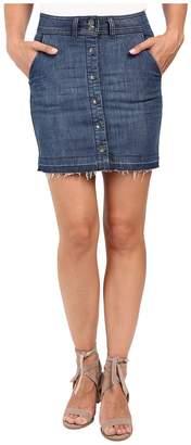 Splendid Cesarie Indigo Skirt Women's Skirt