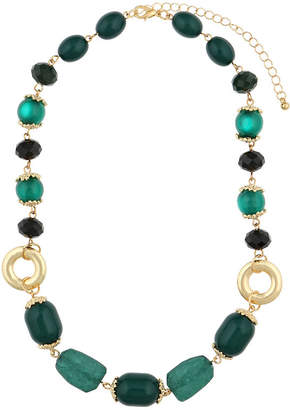 MIXIT Mixit Womens Beaded Necklace