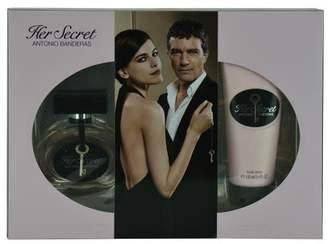 Antonio Banderas Gift Set Her Secret By