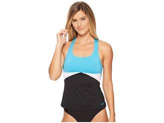 Nike Cross-Back Tankini Women's Swimwear