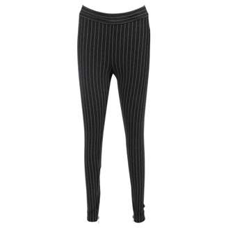 Torn By Ronny Kobo Grey Viscose Trousers
