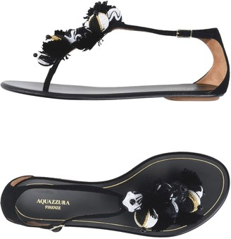 Aquazzura Toe strap sandals