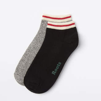 Roots Womens Cabin Ped Sock 2 Pack