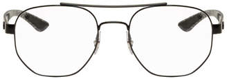 Ray-Ban Black RB8418 Aviator Glasses