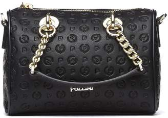 Pollini Handle Bag In Faux Leather