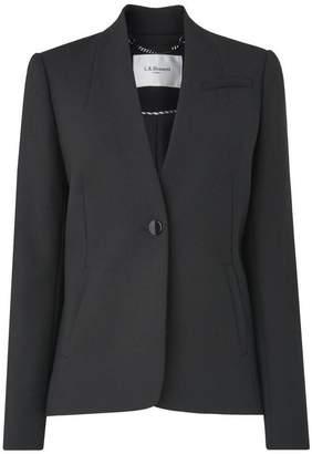 LK Bennett Lou Black Jacket