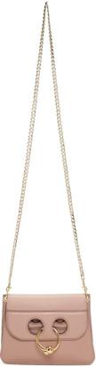 J.W. Anderson Pink Mini Pierce Bag $1,480 thestylecure.com