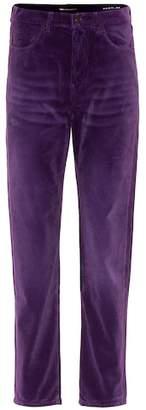 Saint Laurent Slim corduroy pants