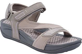 BareTraps Baretraps Strappy Sport Sandals - Donatella $59 thestylecure.com