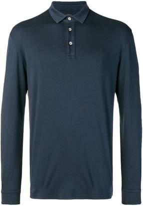 Altea long sleeve polo shirt