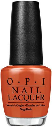 OPI It's a Piazza Cake Nail Lacquer $10.49 thestylecure.com