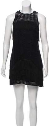 Alexis Fringed Mini Dress