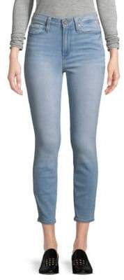 Paige Margot Cropped Jeans