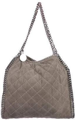 Stella McCartney Quilted Small Falabella Tote
