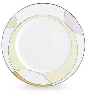 Noritake Set of 2 Cosmic Yellow Large Plate