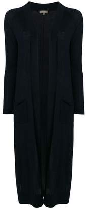 N.Peal fine knit long cardigan