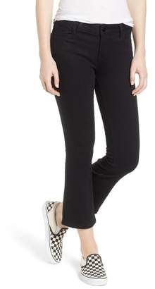 PROSPERITY DENIM Crop Flare Jeans