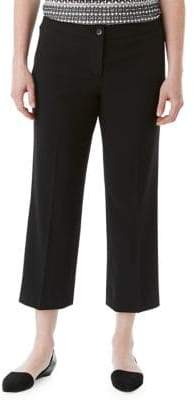 Olsen Wide-Leg Cropped Pants