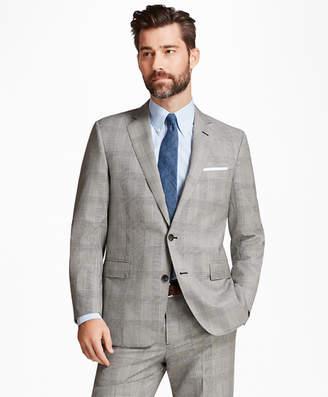 Brooks Brothers Regent Fit Plaid with Deco 1818 Suit