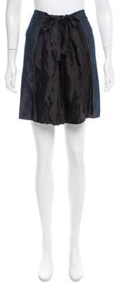 Hache Denim Mini Skirt w/ Tags