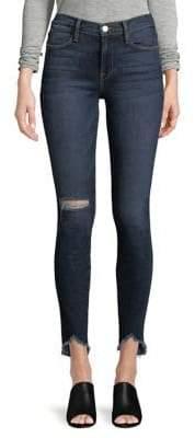 Frame High Skinny Jeans