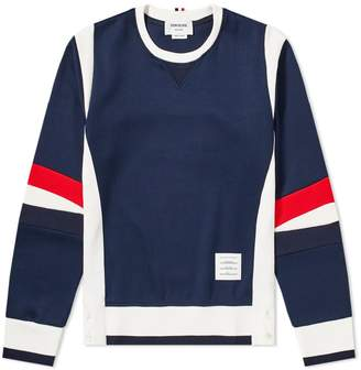 Thom Browne Articulated Crew Sweat