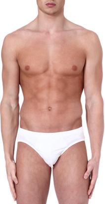 Hanro Sporty cotton briefs $22 thestylecure.com