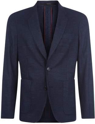 Paul Smith Single Breast Melange Jacket